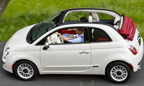New fiat 500 cabrio is available!!!!