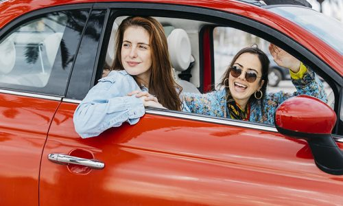Santorini car rental special offers for April and May 2020