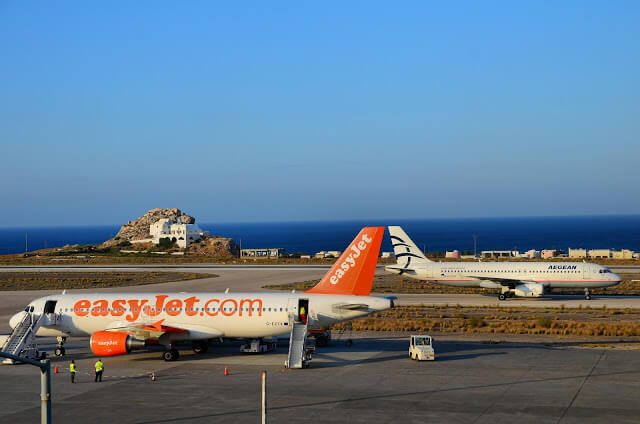 Santorini Airport car rental