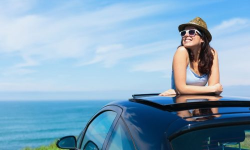 What Car Should You Rent on Santorini Island