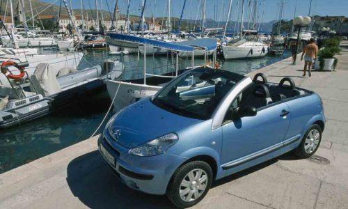 The Best Car Rental Booking Season in Santorini 2020