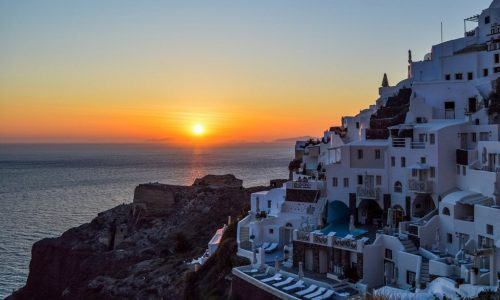Do you need a rental car in Santorini in March?